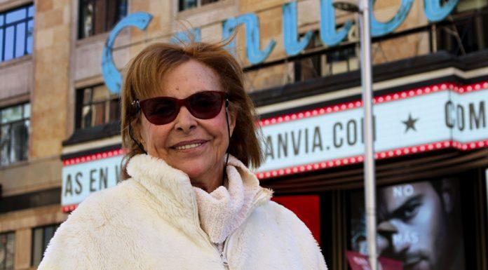 María Luisa Merlo - David Hernández