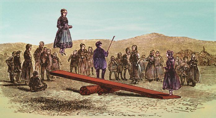 Las pantomimas judiciales - Alberto Serrano