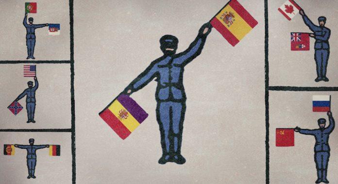 Símbolos España - Carlos Martínez Gorriarán