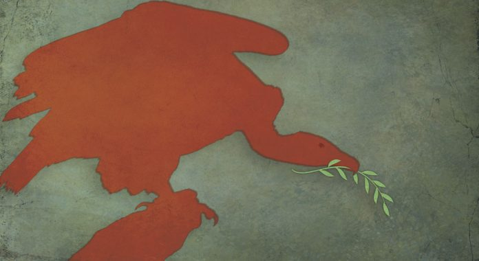 Pagar por la paz - Jorge Valencia