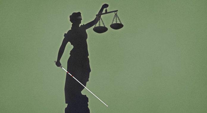Justicia Ciega - Alberto G Ibanez