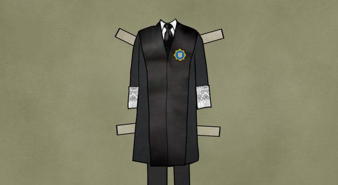 Juego de togas - Alfonso Valero