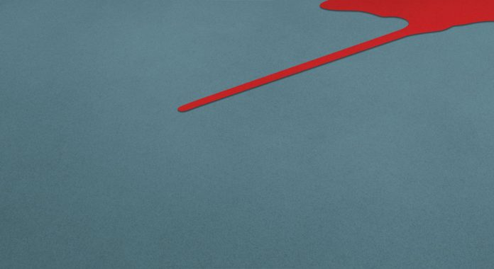 Linea roja - Jorge Valencia